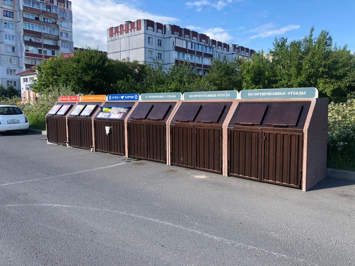 Поставка контейнерных шкафов в город КАЛИНИГРАД